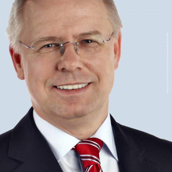 Porträtfoto von Norbert Bude
