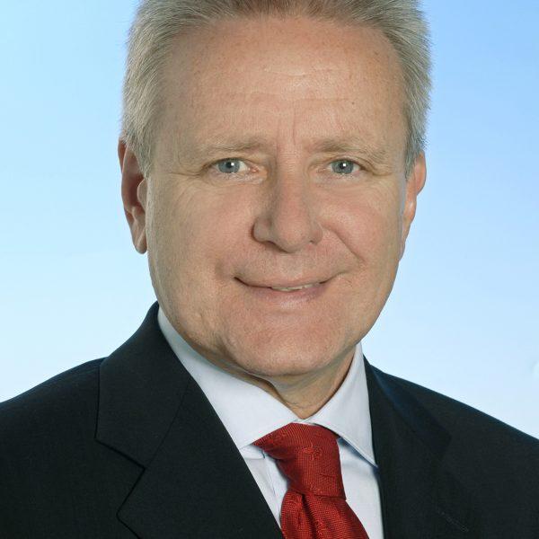 Porträtfoto von Horst Schiereck