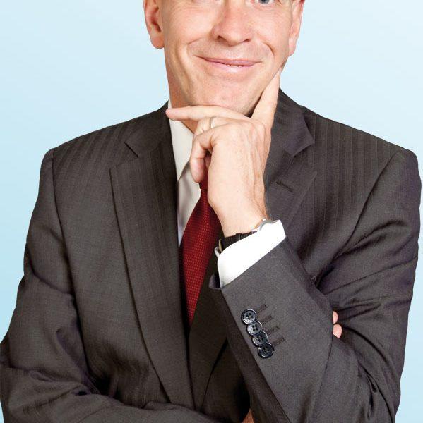 Porträtfoto von Bernd Tischler