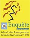 Logo Enquetekommission Gesundheitsversorgung Frauen