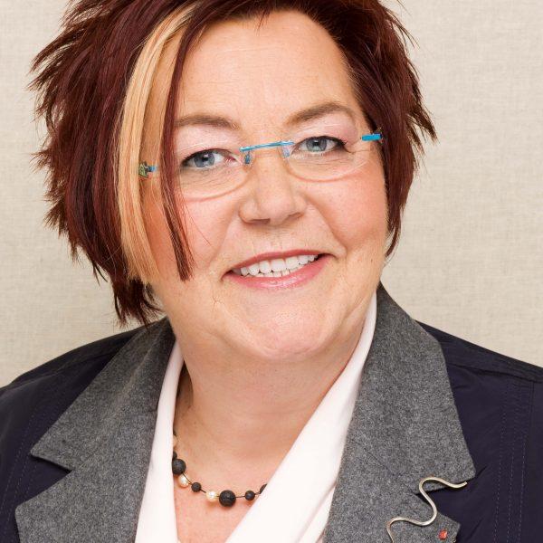 Porträtfoto von Gerda Kieninger