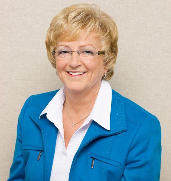 Porträtfoto von Inge Howe