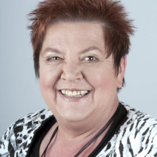 Porträtfoto von Eva Steiniger-Bludau
