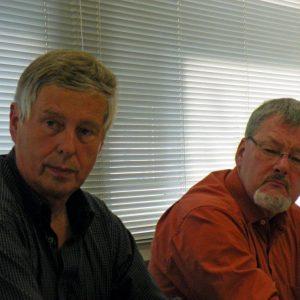 Vorsitzende Schaprian und Ahaus