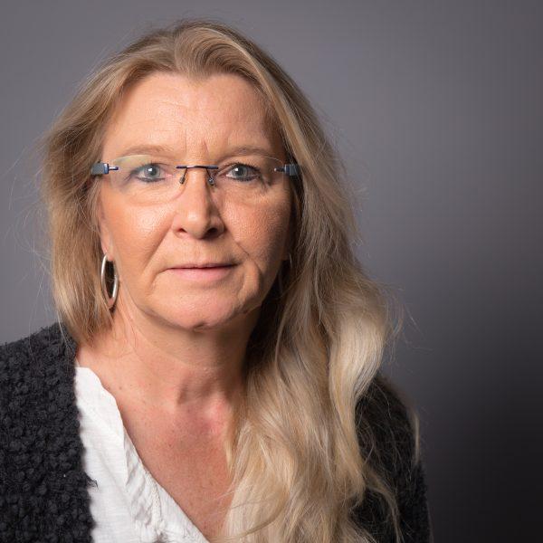 Porträtfoto von Heidi Vogelsang