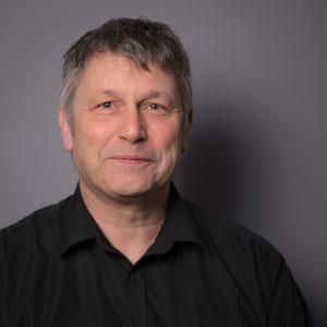 Porträtfoto von Jörg Biesterfeld