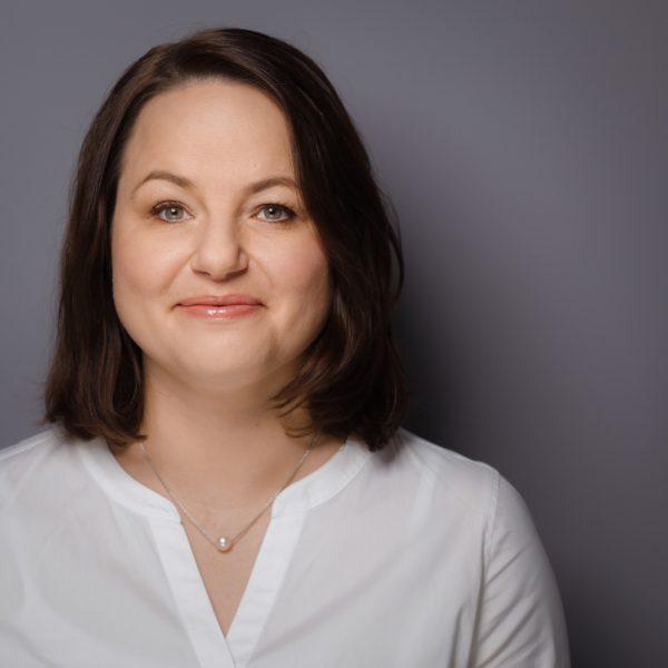 Porträtfoto von Katja Kleegräfe