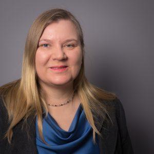Porträtfoto von Katja Pohl