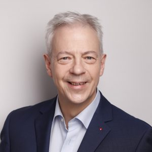 Porträtfoto von Markus Töns, Bundestagskandidat SPD
