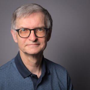 Porträtfoto von Reinhard Dieckerhoff