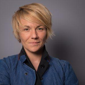 Porträtfoto von Sabrina Störkel