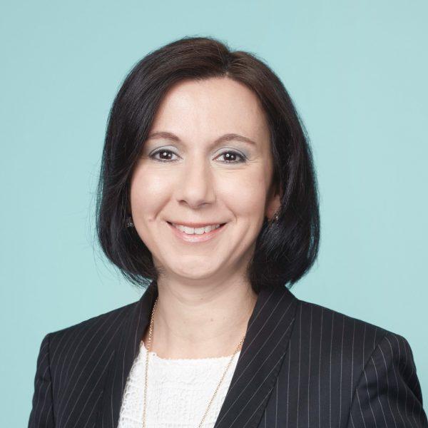 Porträtfoto von Nektaria Bader, SPD NRW