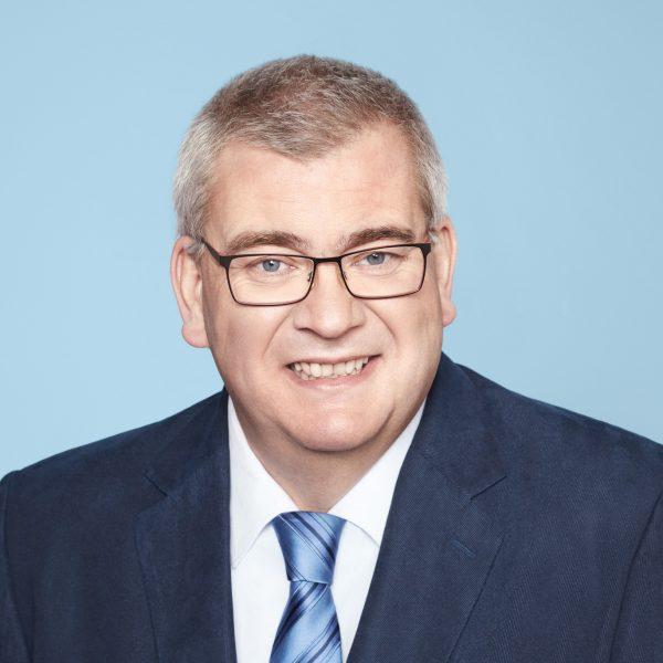 Porträtfoto von Andreas Becker, SPD NRW