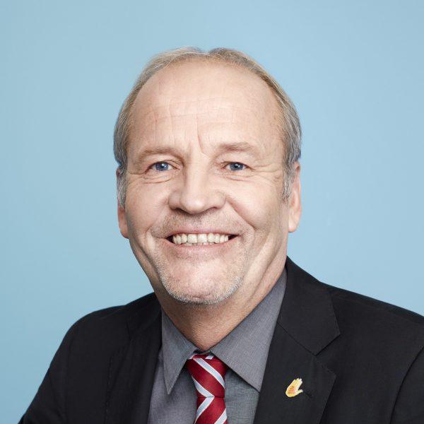 Porträtfoto von Rainer Bischoff, SPD NRW