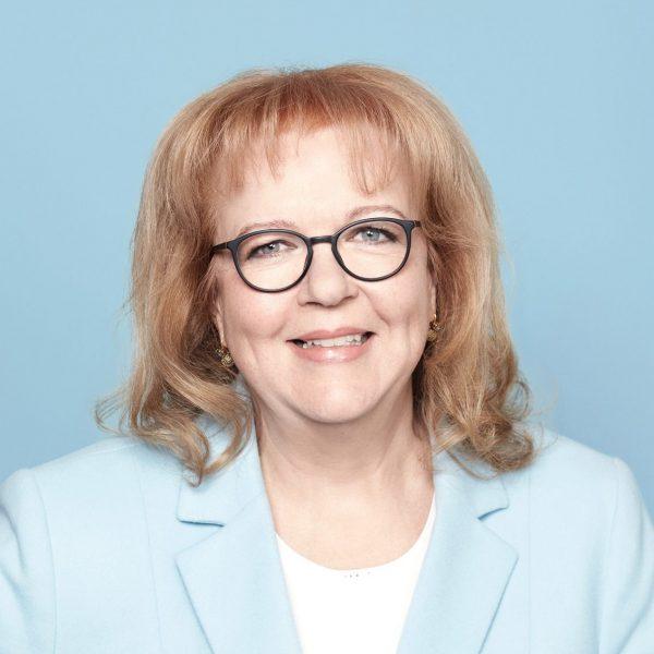 Porträtfoto von Inge Blask, SPD NRW
