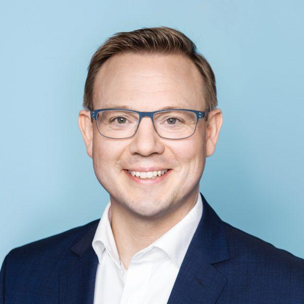 Porträtfoto von Martin Börschel, SPD NRW