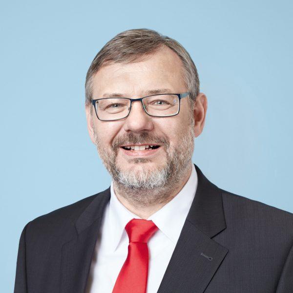 Porträtfoto von Georg Fortmeier, SPD NRW