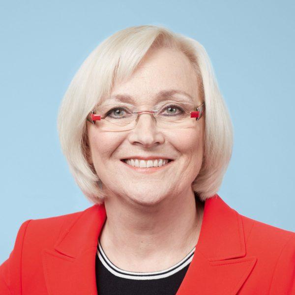 Porträtfoto von Heike Gebhard, SPD NRW