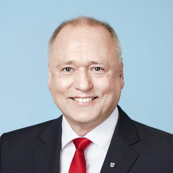 Porträtfoto von Thomas Göddertz, SPD NRW