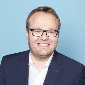 Porträtfoto von Grosse Folke Deters, SPD NRW