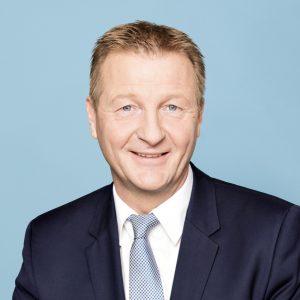 Porträtfoto von Ralf Jäger, SPD NRW