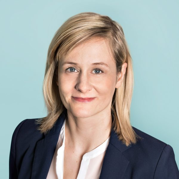 Porträtfoto von Christina Kampmann, SPD NRW
