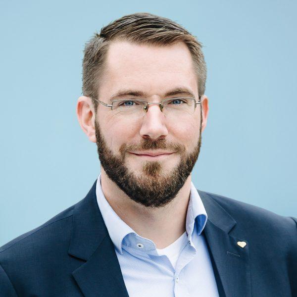 Porträtfoto von Peter Kox, SPD NRW