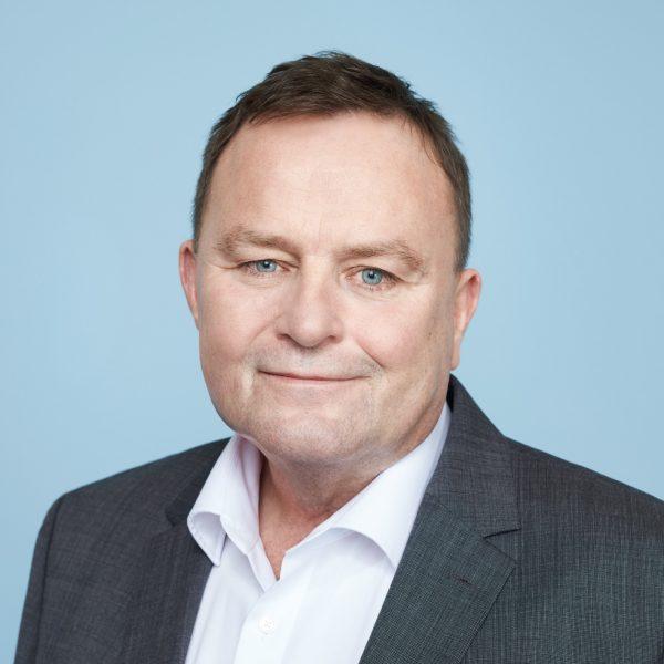 Porträtfoto von Hubertus Kramer, SPD NRW