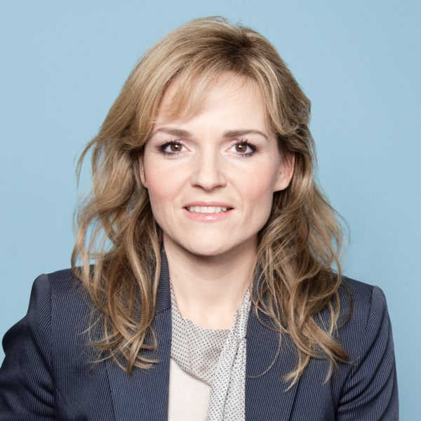 Porträtfoto von Janine Laupenmühlen, SPD NRW