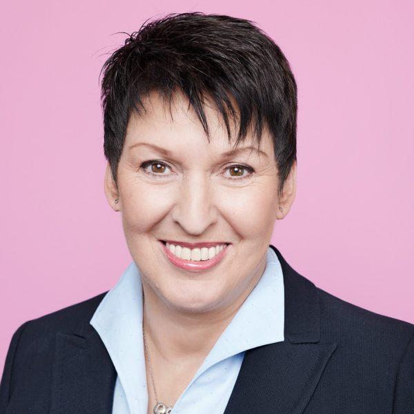 Porträtfoto von Eva Lux, SPD NRW