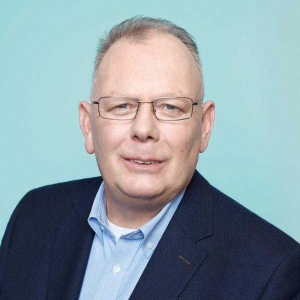 Porträtfoto von Volker Münchow, SPD NRW