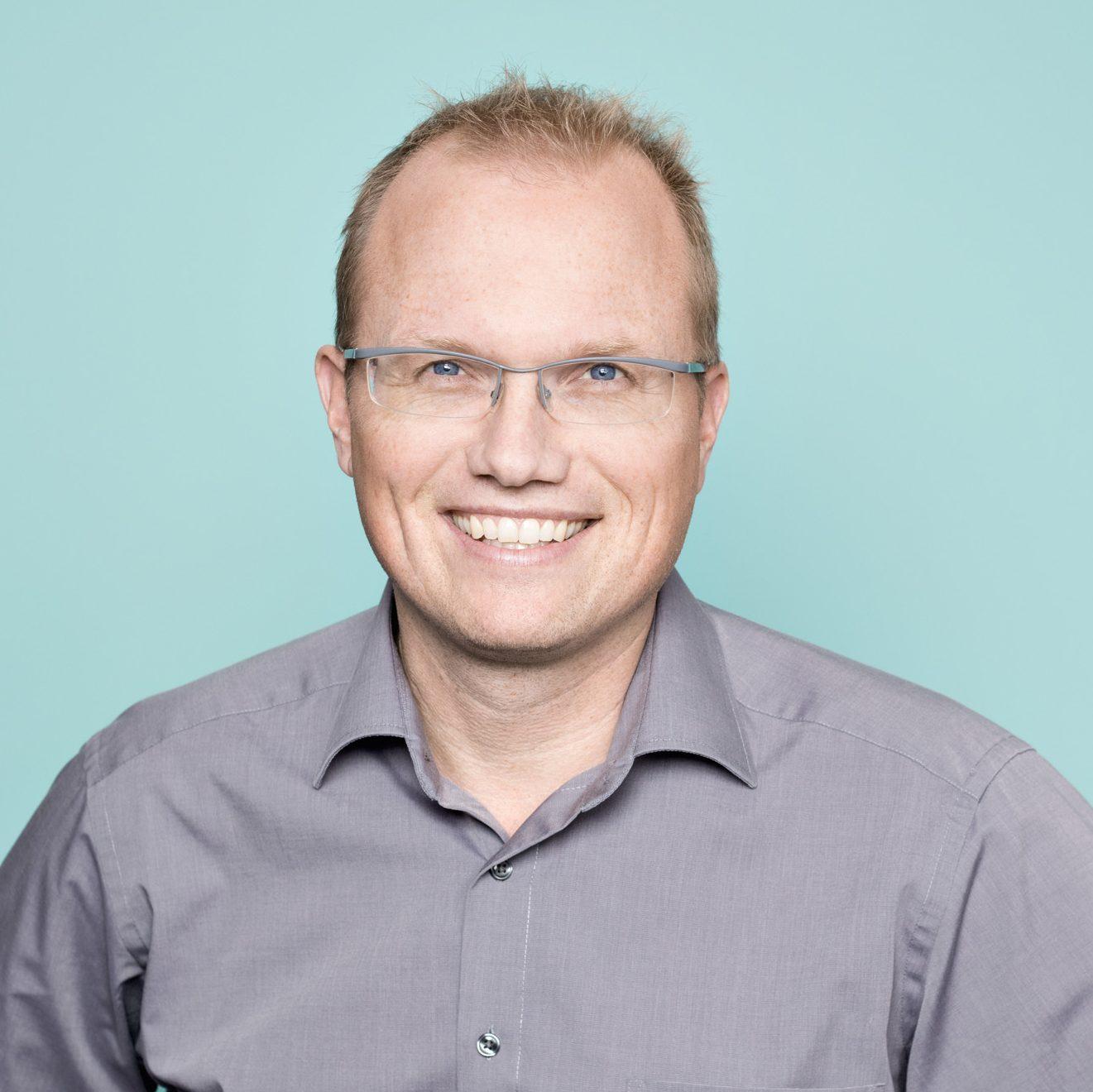 Porträtfoto von Jochen Ott, SPD NRW