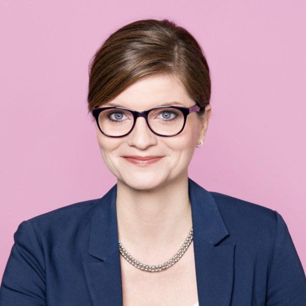 Porträtfoto von Sarah Phillip, SPD NRW