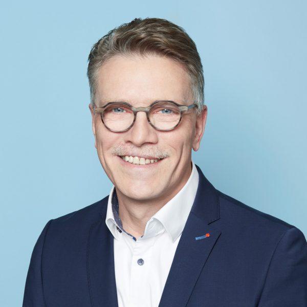 Porträtfoto von Dirk Schlömer, SPD NRW