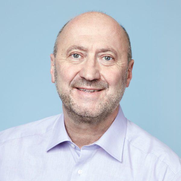 Porträtfoto von Rainer Thiel, SPD NRW