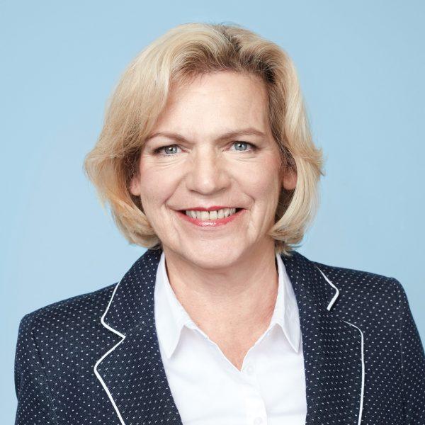 Porträtfoto von Eva -Maria Voigt-Küppers, SPD NRW