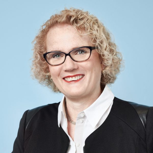 Porträtfoto von Marion Warden, SPD NRW