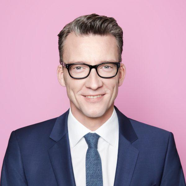 Porträtfoto von Sven Wolf, SPD NRW