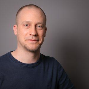 Porträtfoto von Thorsten Fischer