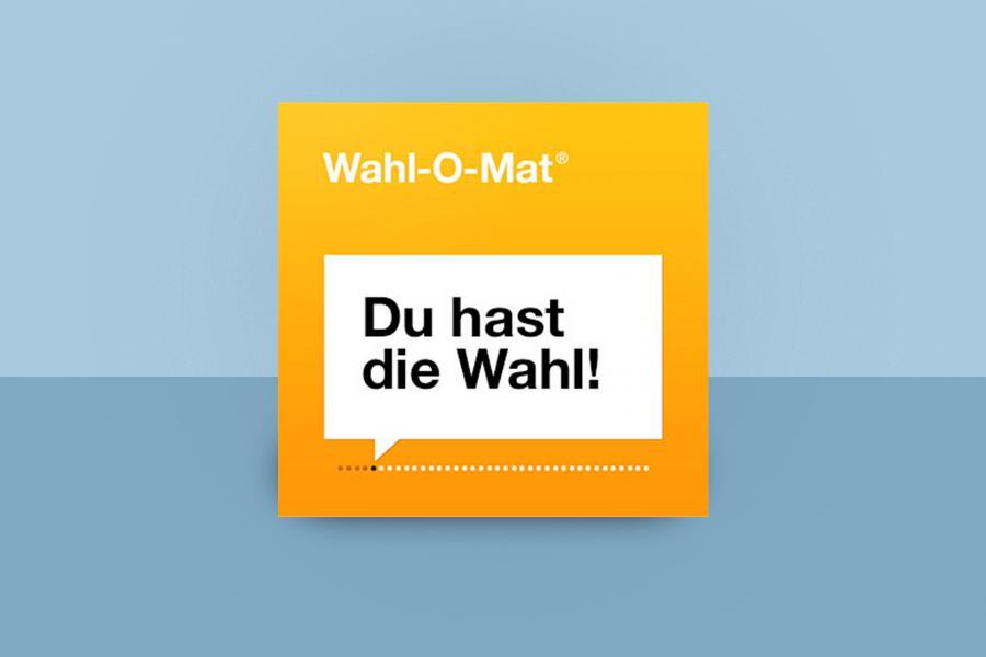 Webbanner: Wahl-O-Mat zur NRW-Landtagswahl