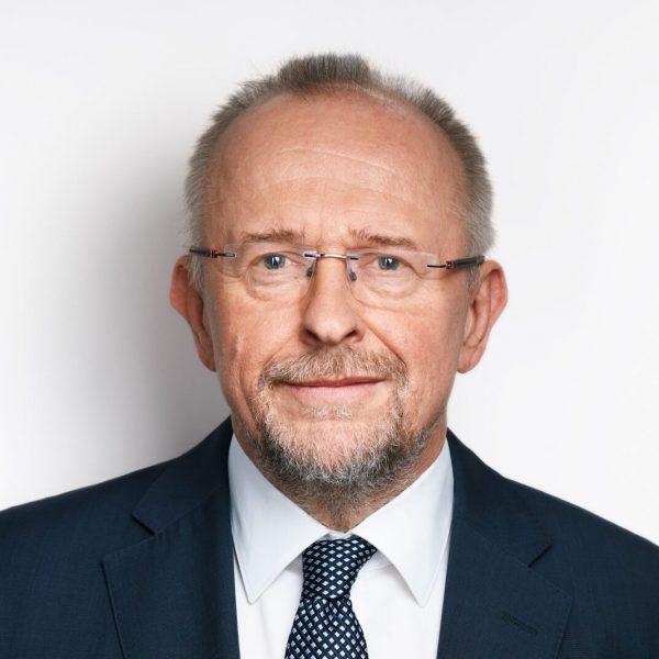 Porträtfoto von Axel Schäfer