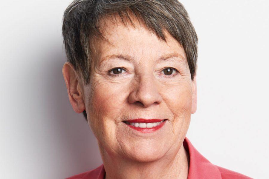 Porträtfoto von Barbara Hendricks, SPD NRW Bundestag