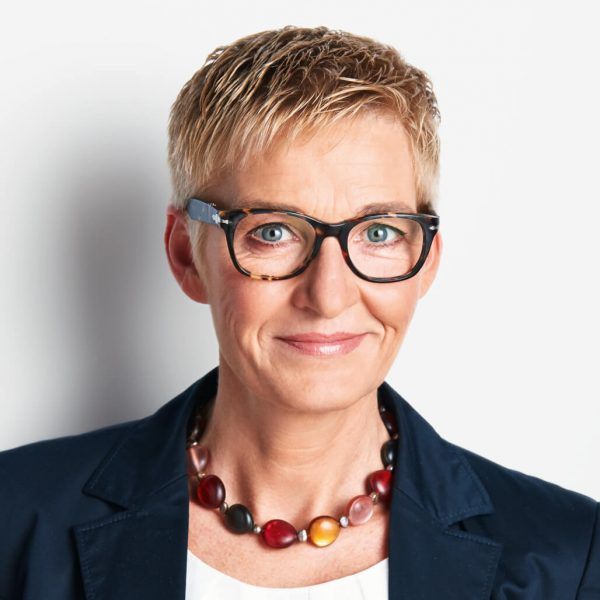 Porträtfoto von Bettina Bähr-Losse, SPD NRW Bundestag