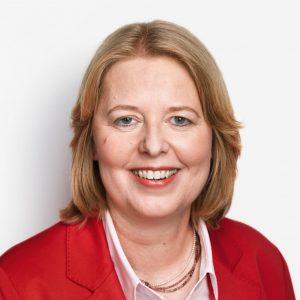 Porträtfoto von Bärbel Bas, SPD NRW Bundestag