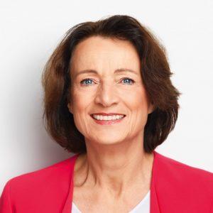 Porträtfoto von Dagmar Freitag, SPD NRW Bundestag
