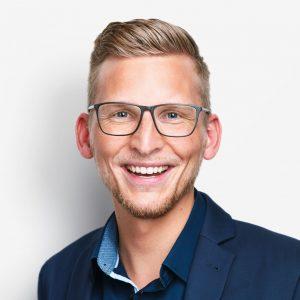 Porträtfoto von Daniel Rinkert, SPD NRW Bundestag