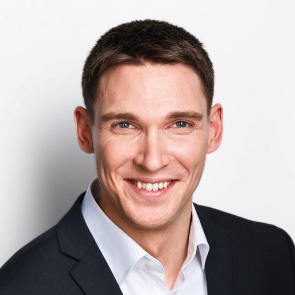 Porträtfoto von Heiko Becker, SPD NRW Bundestag