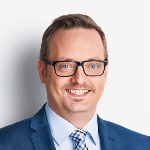 Porträtfoto von Henning Welslau, SPD NRW Bundestag