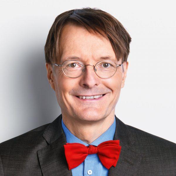 Porträtfoto von Karl Lauterbach, SPD NRW Bundestag