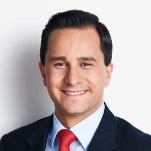 Porträtfoto von Mahmut Özdemir, SPD NRW Bundestag